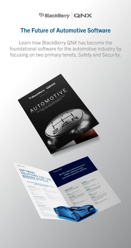 QNX in Automotive