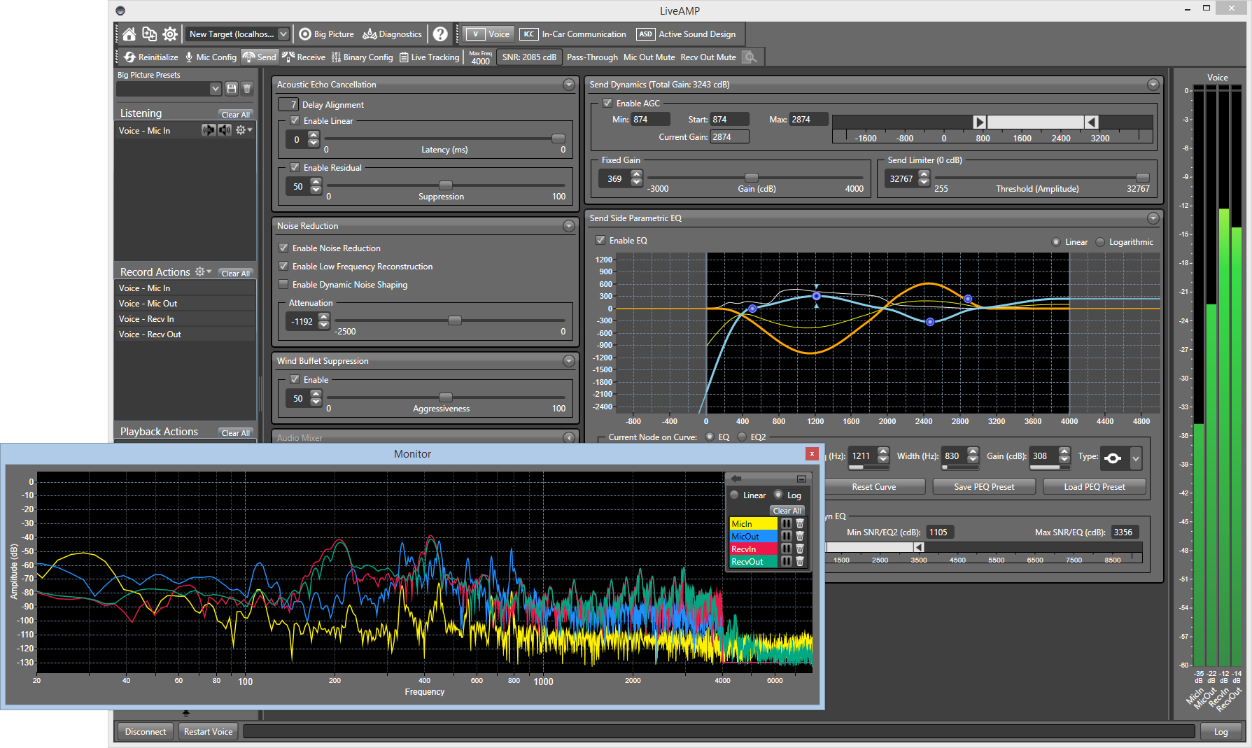 QNX Acoustics for Voice