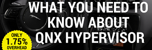 What you need to know about QNX Hypervisor
